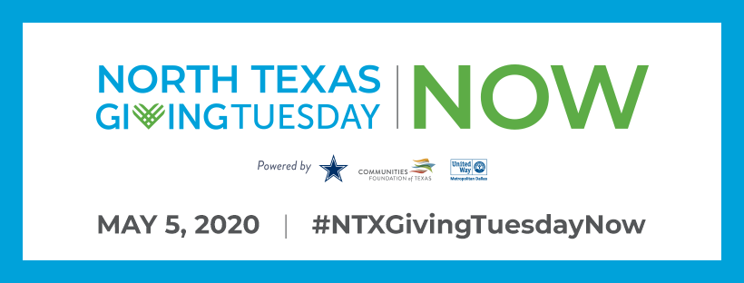 #NTXGivingTuesdayNow